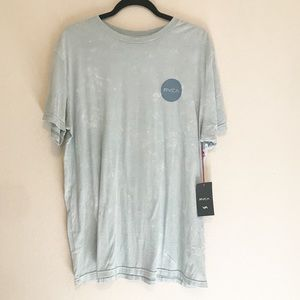 NWT RVCA Potassium Wash Short Sleeve T-Shirt